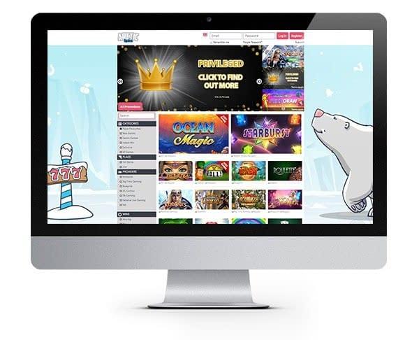 arctic spins casino uk casino