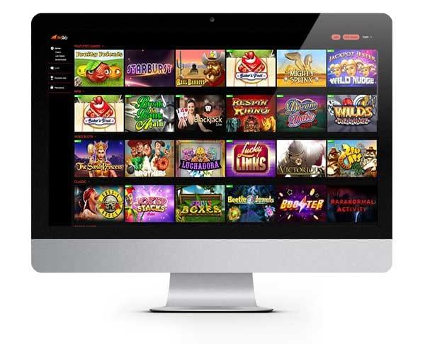 Wild Slots Casino screenshot