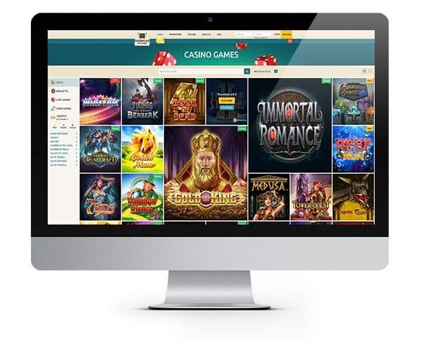 Drueck Glueck Casino desktop