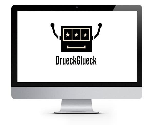 Drueck Glueck Casino logo