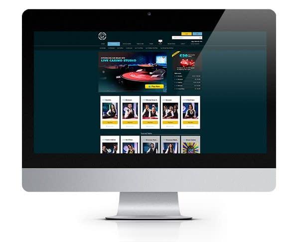 Grosvenor Casinos desktop