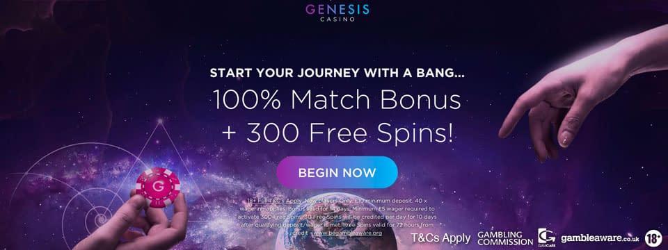 New casino Genesis visit now!