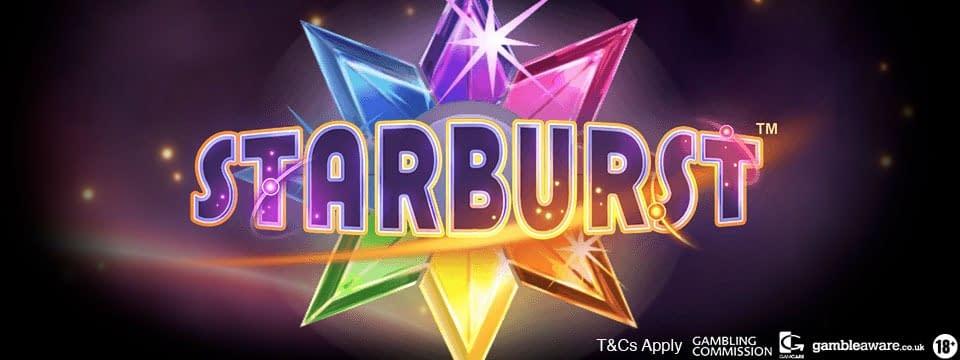starburst uk slot spins