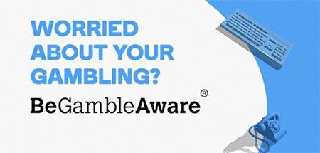 BeGamble Aware logo